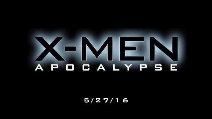 MOVIES: X-Men: Apocalypse - Alexandra Shipp Cast as Storm, Sophie Turner as Jean Grey and Tye Sheridan as Cyclops