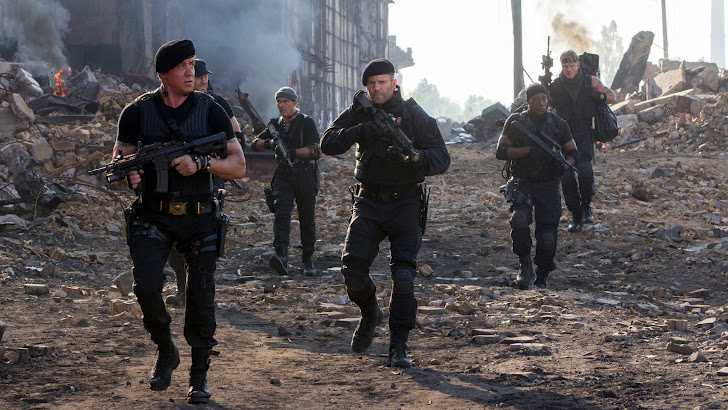 the Expendables 3 Movie 2014