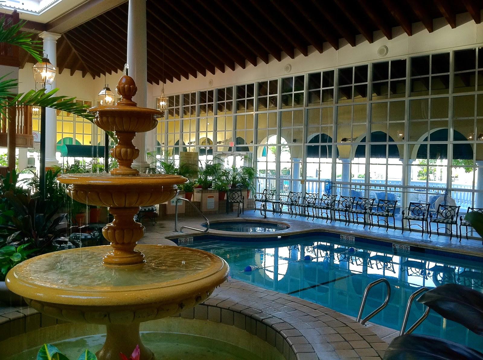 King And Prince Resort St Simons Lobby