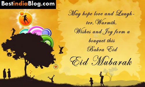bakrid wishes 2015