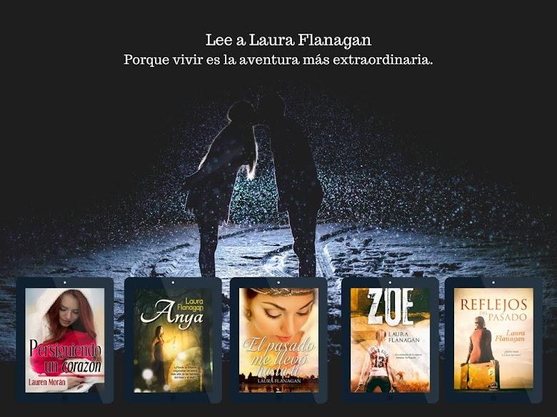 Blog de autora: Lauren Morán, Laura Flanagan