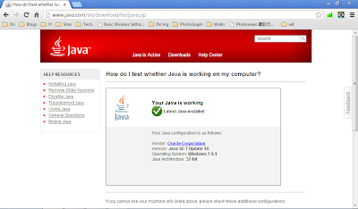 Google Chrome with working Java
