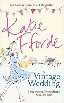 http://www.amazon.co.uk/Vintage-Wedding-Katie-Fforde/dp/1780890834/ref=sr_1_1?s=books&ie=UTF8&qid=1417513711&sr=1-1&keywords=a+vintage+wedding