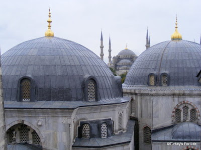 Views From Haghia Sophia