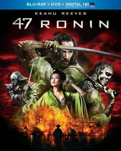 47 Ronin (Blu-ray) Starring Keanu Reeves