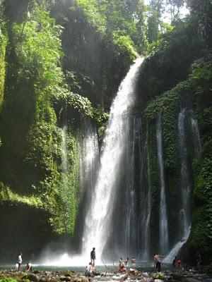 lombok utara, nusa tenggara barat, indonesia, wisata lombok, sejuk, alami