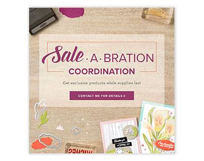 Sale A Bration Coordination