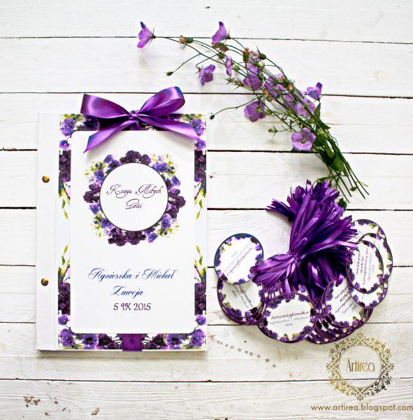 Księga gości weslenych