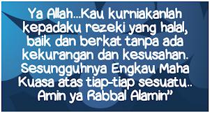 :: Ya Allah, perkenankanlah doaku ::