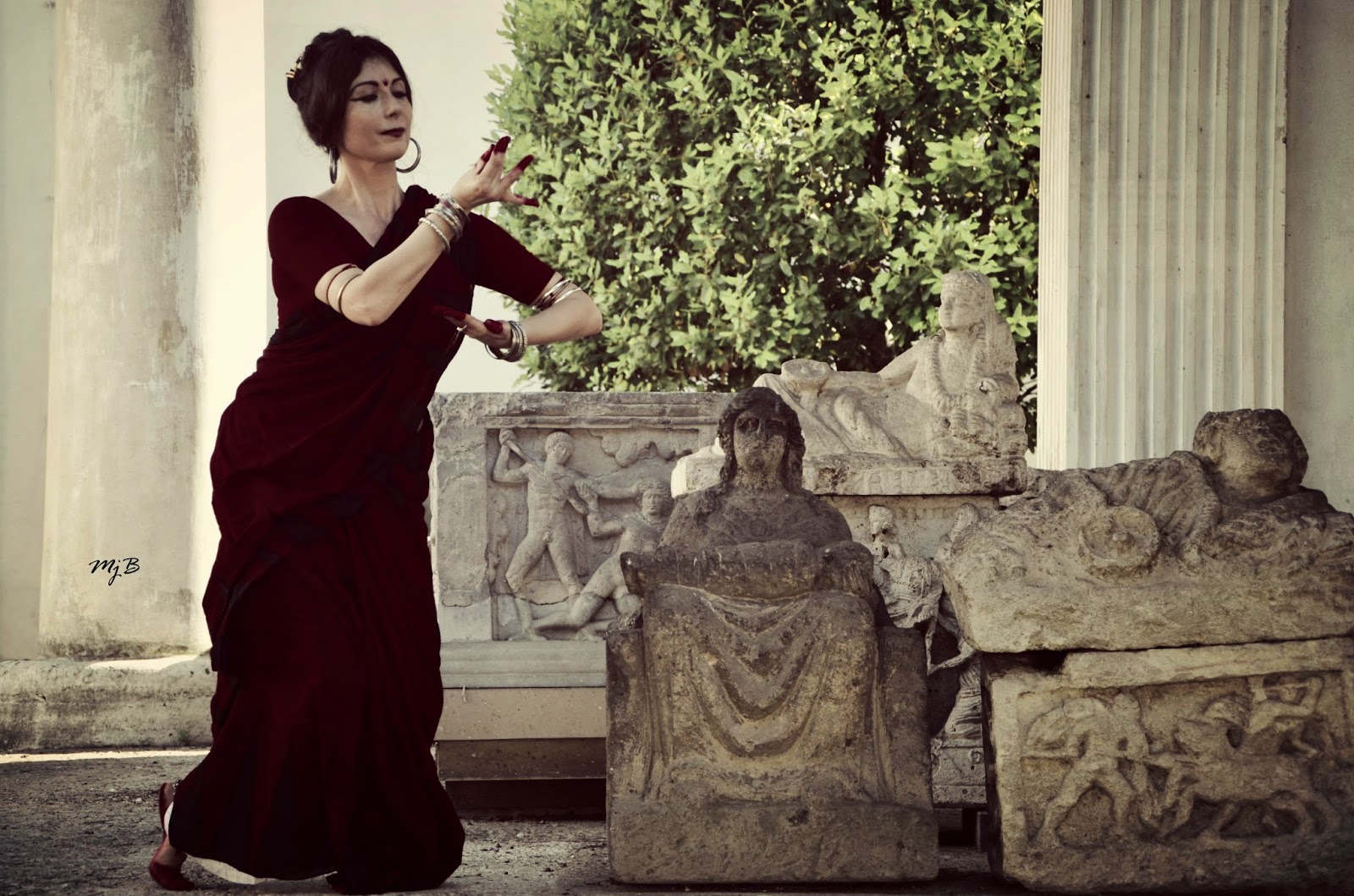 Danza Indiana Roma