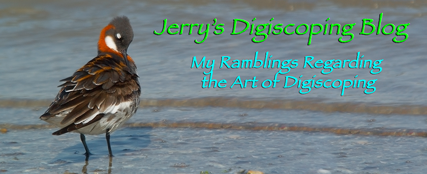 Jerry&#39;s Digiscoping Page