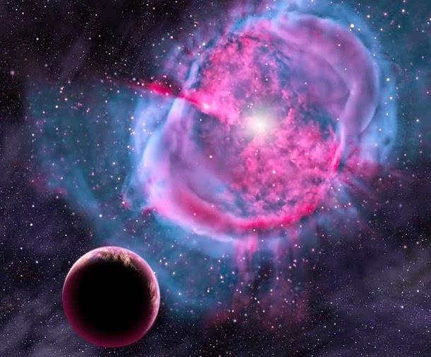 Astrônomos descobriram 8 novos planetas que poderão suportar vida