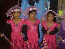 alya niesa syasya 4 tahun