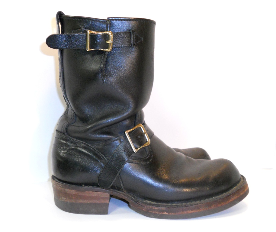 Vintage Engineer Boots: COLUMBUS DAY SALE!!