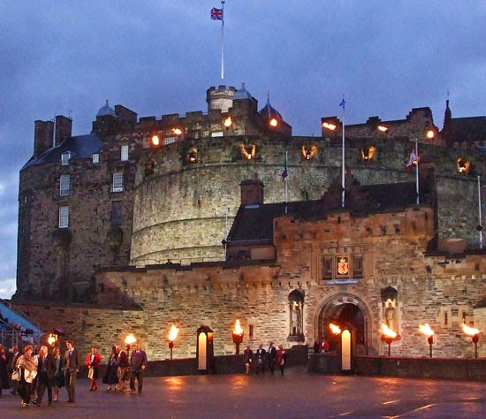 William Wallace, Robert the Bruce, Wars of Independence, Edinburgh Castle