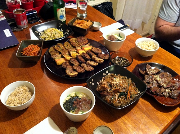 Korean new years food 28 images seollal korean lunar for J kitchen korean japanese restaurant