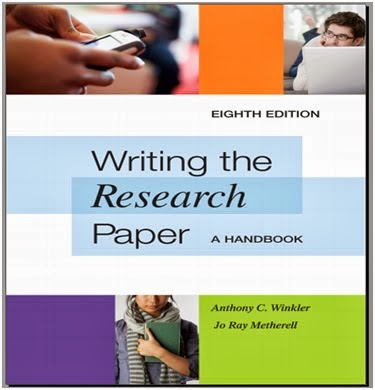 writing the research paper winkler Writing the research paper a handbook spiral bound version anthony-c-winkler-jo-ray-mccuen-metherell [download ebook] writing the research paper a handbook spiral bound version.