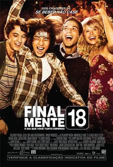 Download Finalmente 18 Dublado AVI Dual Áudio + RMVB Dublado + Torrent + Assistir Online