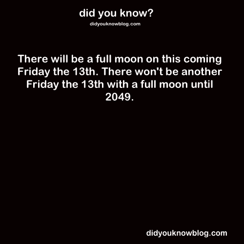 90 Miles From Tyranny : Tomorrow, Friday The 13th...There ...