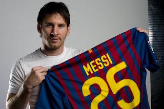 ¡¡Feliz Cumpleaños Lionel Messi!! #25