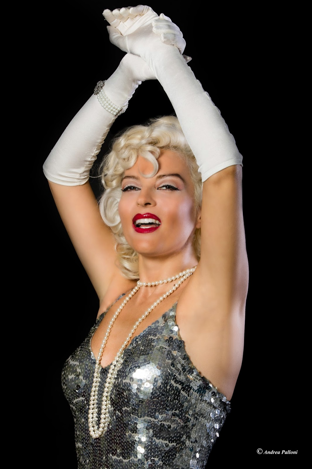 Marcy malone cantante jazz e swing e interpreta le grandi - Dive di hollywood ...