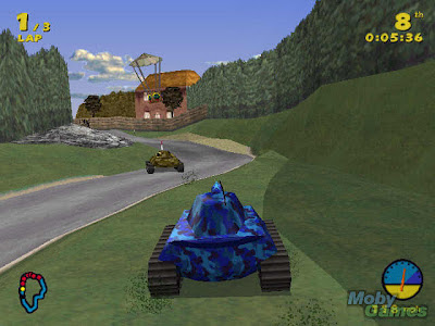 Tank Racing Game Download