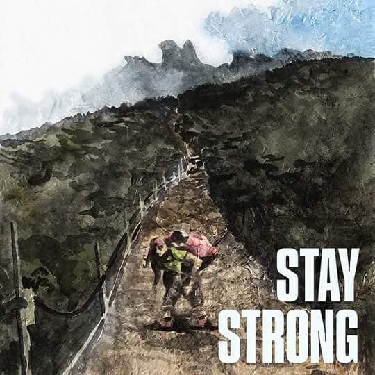 STAY STRONG SABAH