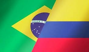 Brasil 2 - 1 Colombia (eliminado).