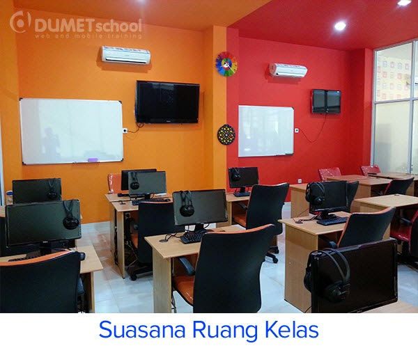 ruangan kursus seo dan internet marketing