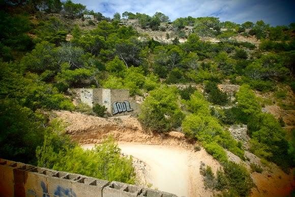 Ibiza urbex