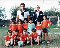 Masa Kecil Lionel Messi