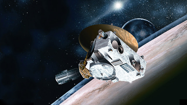 New Horizons mission approaches Pluto for a fly-by