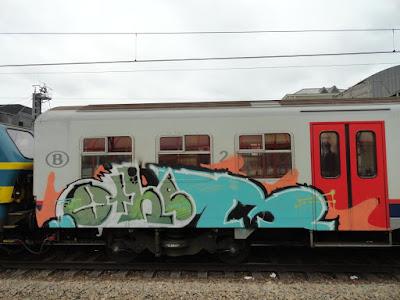 Railway Art