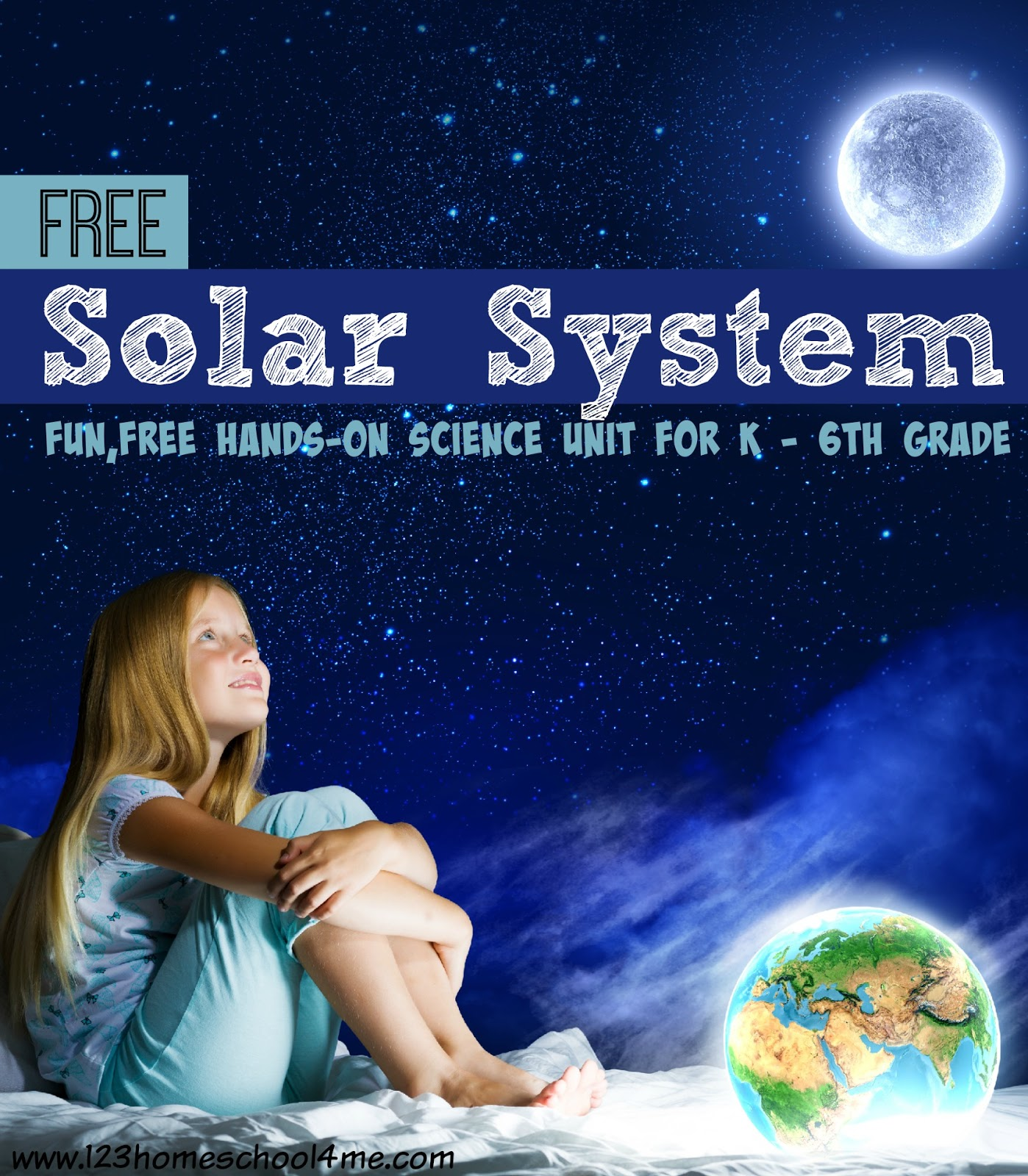 Solar System Worksheets – Homeschool Worksheets for Kindergarten