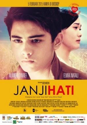 Film Janji Hati 2015 di Bioskop