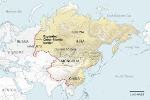 • Why China Will Reclaim Siberia - Frank Jacobs
