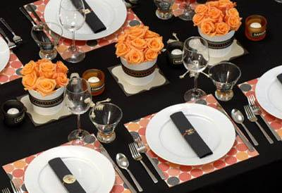 IDEA HALLOWEEN COMO DECORAR UNA MESA
