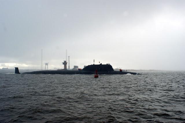 RFS Severodvinsk (K 329), Project 885M (Yasen) class SSN