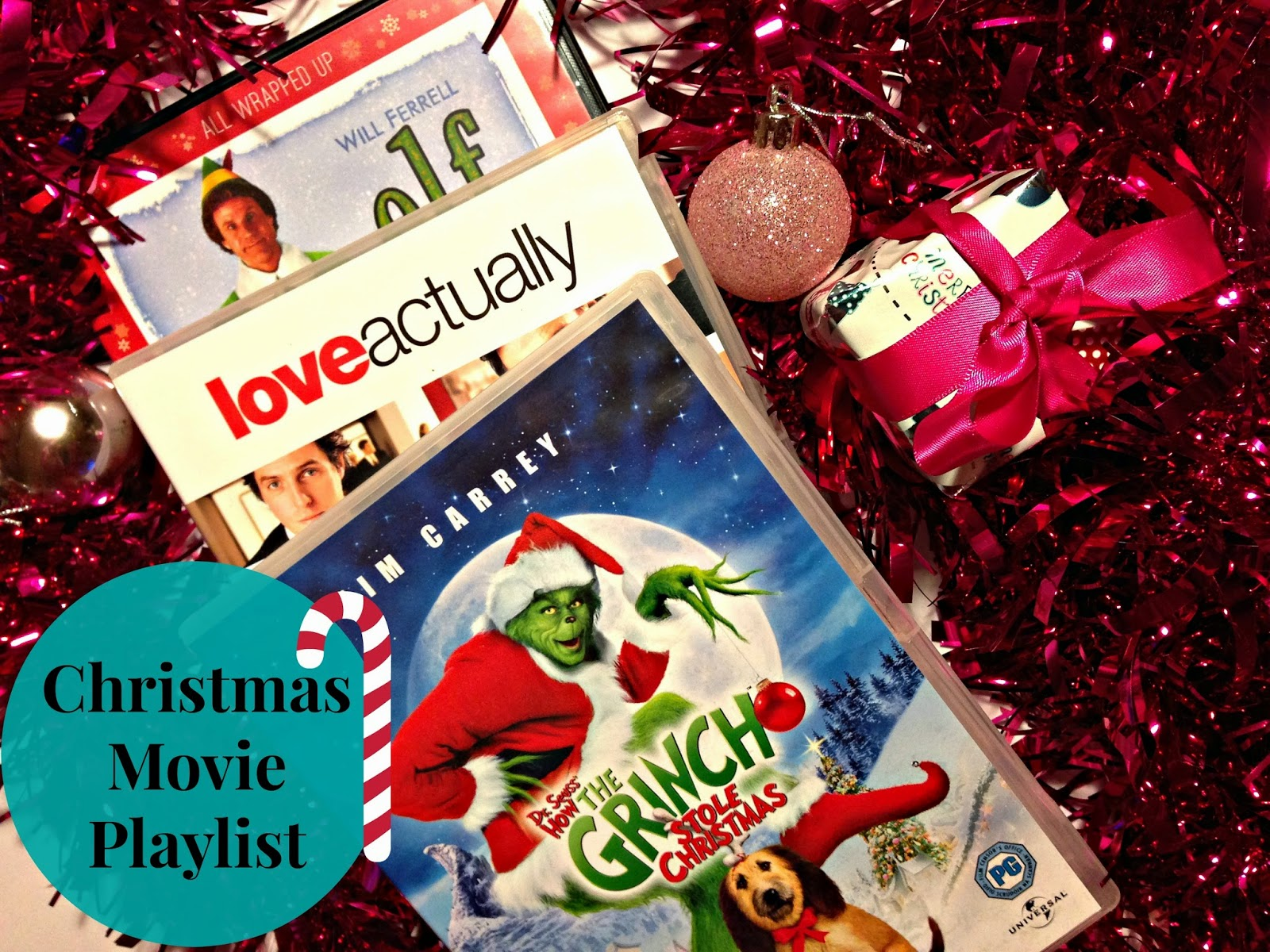 Christmas Movie Playlist