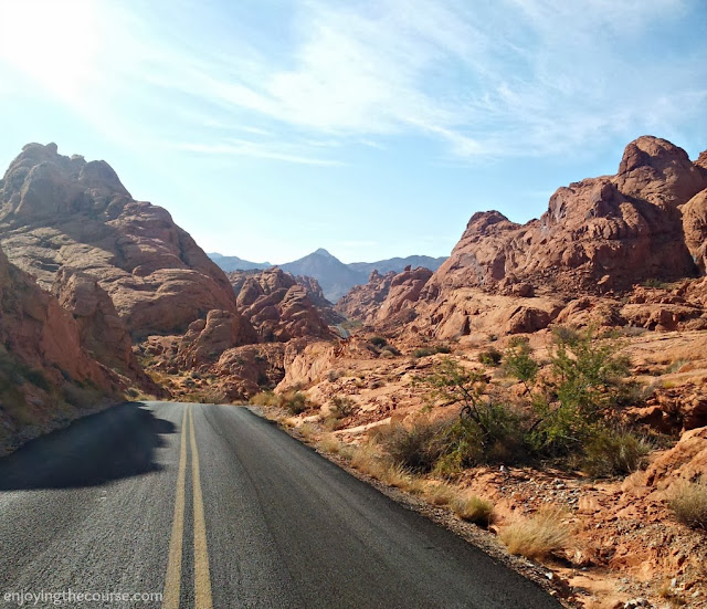Valley of Fire Half Marathon