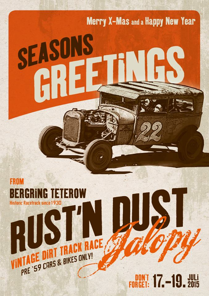 Rust`n`Dust Jalopy 2017
