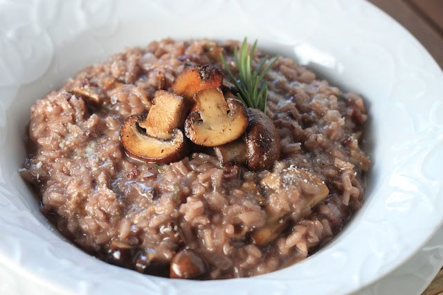 bookcooker: The Magicians and Red Wine Risotto