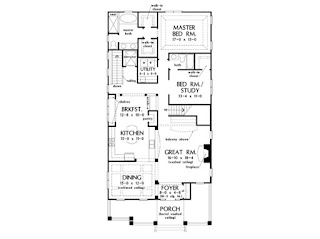 Wood House Plan Designs