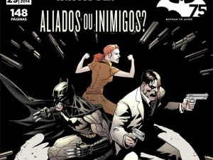Lançamentos de dezembro da Panini Comics - DC Comics e Vertigo Comics