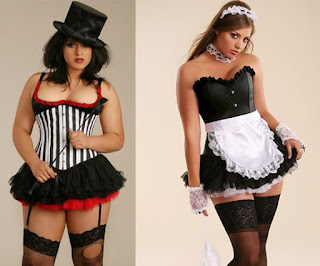 slutty plus size halloween costumes women
