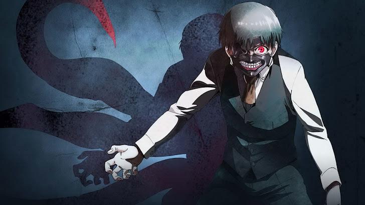ken kaneki tokyo ghoul anime mask