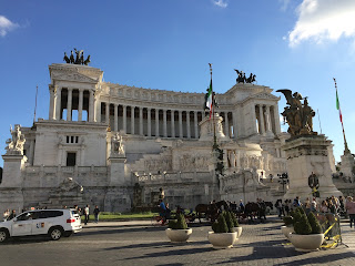 Monument Vittore-Emanuele II - Victor-Emmanuel II Rome