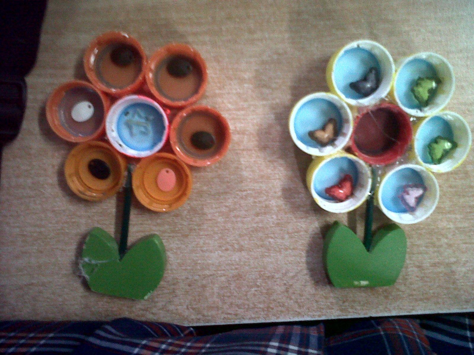 Las tapas for Tapas de plastico