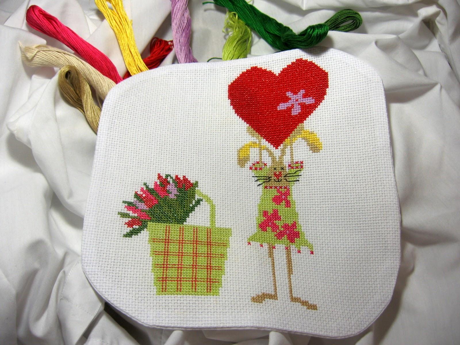 Вышивка как подарок - стоит ли дарить? Блог вышивальщицы 52