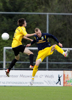 Plaatsing foto SV Meerssen op Website HoofdklasseBzondag